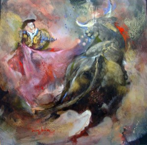 1er prix peinture - Sissy Vanere