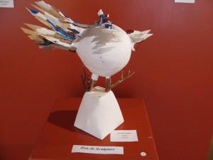 Elizabeth Hardy prix sculpture