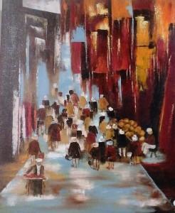 2ème prix de peinture - Alena Delamotte