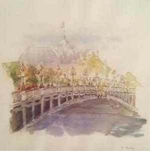 Prix de la ville – Brigitte Delille